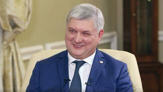 Воронежский губернатор рассказал о самом запоминающемся подарке на день рождения