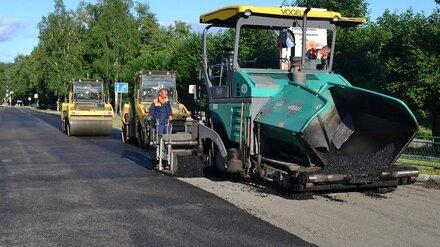 В Воронежской области начали поиск подрядчика для ремонта дорог за 1 млрд рублей