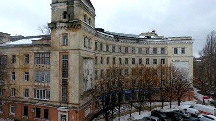В Воронеже выдали разрешения на ремонт разрушающегося дома-памятника на Депутатской