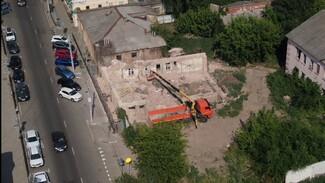 Подрядчик опроверг слухи об уничтожении в Воронеже старинного дома Вагнера