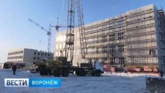 Новая школа, завод и кондитерский комбинат. Как развивается Новоусманский район