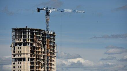 Воронежского застройщика оштрафовали за незаконное строительство многоэтажки