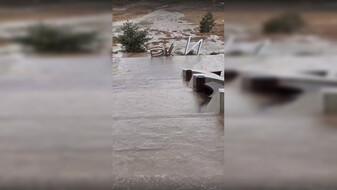 Парк «Горки» за 85 млн в воронежском райцентре вновь ушёл под воду