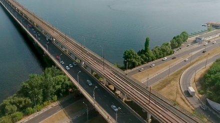 Воронежцам напомнили о перекрытии одной стороны Северного моста на 1,5 месяца