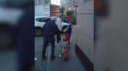 В Воронеже продолжила работу шумная «Пятёрочка», мешающая семьям с детьми