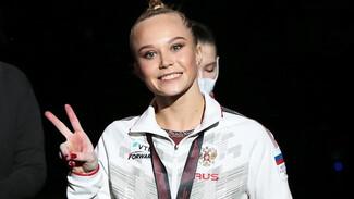 Воронежская гимнастка Мельникова стала чемпионкой Европы