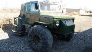 В Воронежской области в ночном столкновении снегоболотохода и Range Rover погиб человек
