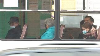 В Воронежской области выросла заболеваемость COVID среди водителей маршруток