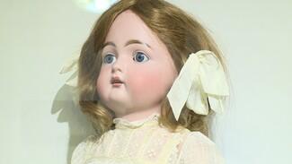Игрушки детей Николая II. В Воронеже открылась выставка царских кукол