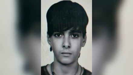 В Воронеже открыли поиски пропавшего две недели назад 16-летнего школьника
