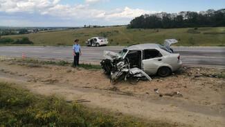 Воронежская прокуратура взяла на контроль лобовое ДТП с тремя погибшими