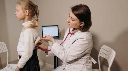 В Воронежской области продолжила расти детская заболеваемость ковидом