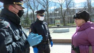 Выставили более 100 постов. Как полиция проверяет соблюдение самоизоляции в Воронеже