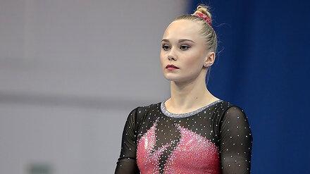 Министр обороны вручил воронежской гимнастке Ангелине Мельниковой медаль за победы в Токио