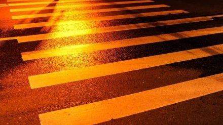 Проехавшая на красный свет маршрутка сбила 17-летнюю девушку в Воронеже
