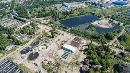 Очистные сооружения на левом берегу Воронежа продадут за 250 млн рублей