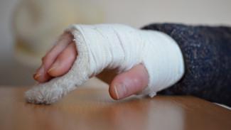 В Воронеже из-за выпавшего снега получили травмы 376 человек