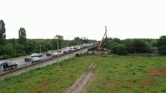 Начнут с моста. Как стартовала стройка Остужевской развязки и ждать ли Воронежу пробок
