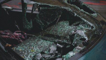 В массовом ДТП под Воронежем 3 человека погибли и 4 пострадали