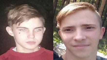 Под Воронежем из реабилитационного центра исчезли два подростка