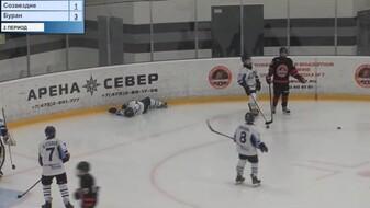 Пострадавший на матче в Воронеже 11-летний хоккеист не мог говорить двое суток