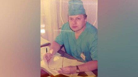 В Воронежской области умер лечивший коронавирус врач с 37-летним стажем