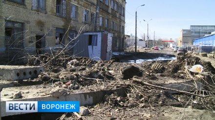Власти Воронежа начали подготовку к реновации территории экскаваторного завода