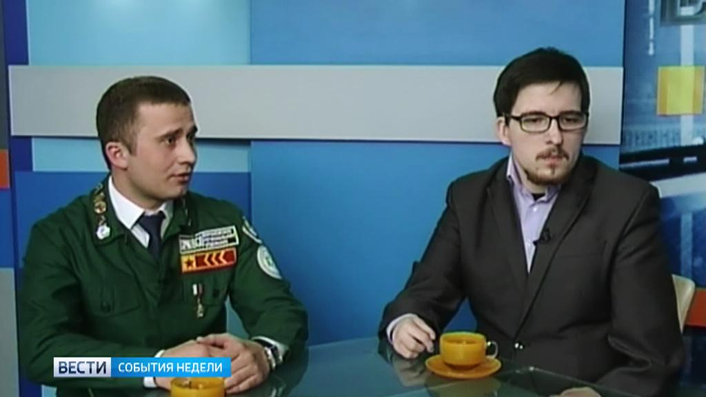 Вмэрии Воронежа прошел обыск