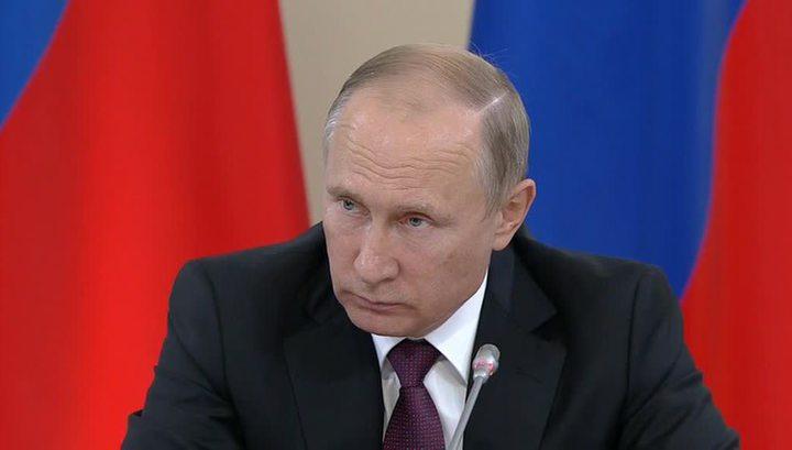 Президент Владимир Путин назвал причины трагедии в Кемерове