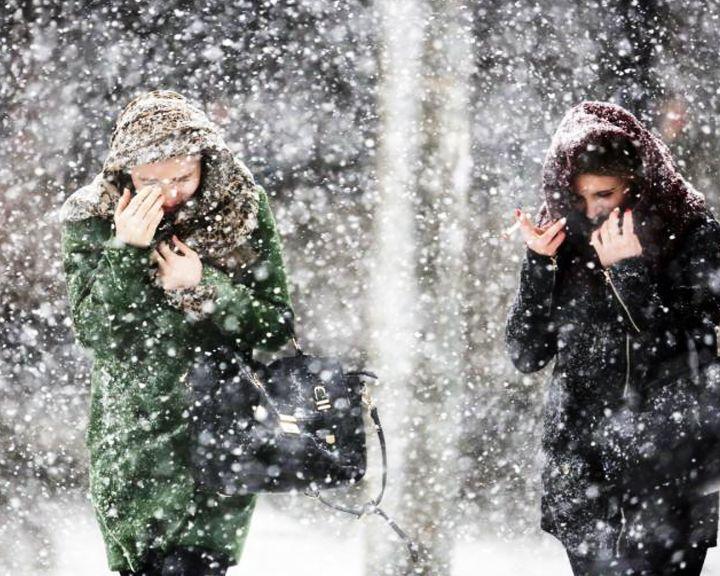 В Воронежскую область придёт настоящая зима со снегопадами и морозом