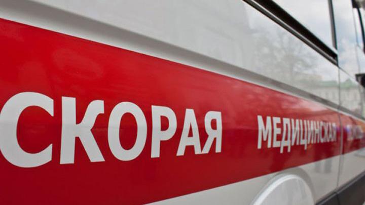 В Воронежской области опрокинулся микроавтобус с 12 пассажирами
