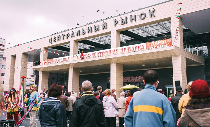 Блогер Илья Варламов: в руководстве Центрального рынка Воронежа сидят дремучие колхозники