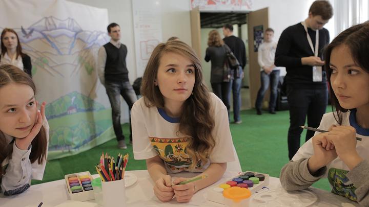 В Воронеже появится новый парк, созданный по проектам школьников