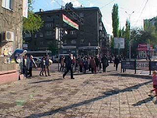 100 лет назад площадь Застава являлась окраиной Воронежа