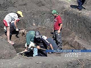 11 команд приехало на слет археологов