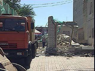 13 самовольных построек насчитали в Воронеже областные власти