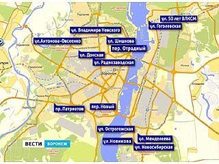 145 воронежских улиц - под угрозой затопления во время паводка в этом году