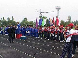 15 тысяч легкоатлетов приняли участие в спортивном забеге