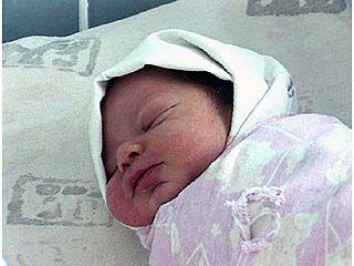 17 новорождённых станут гражданами России в торжественной обстановке