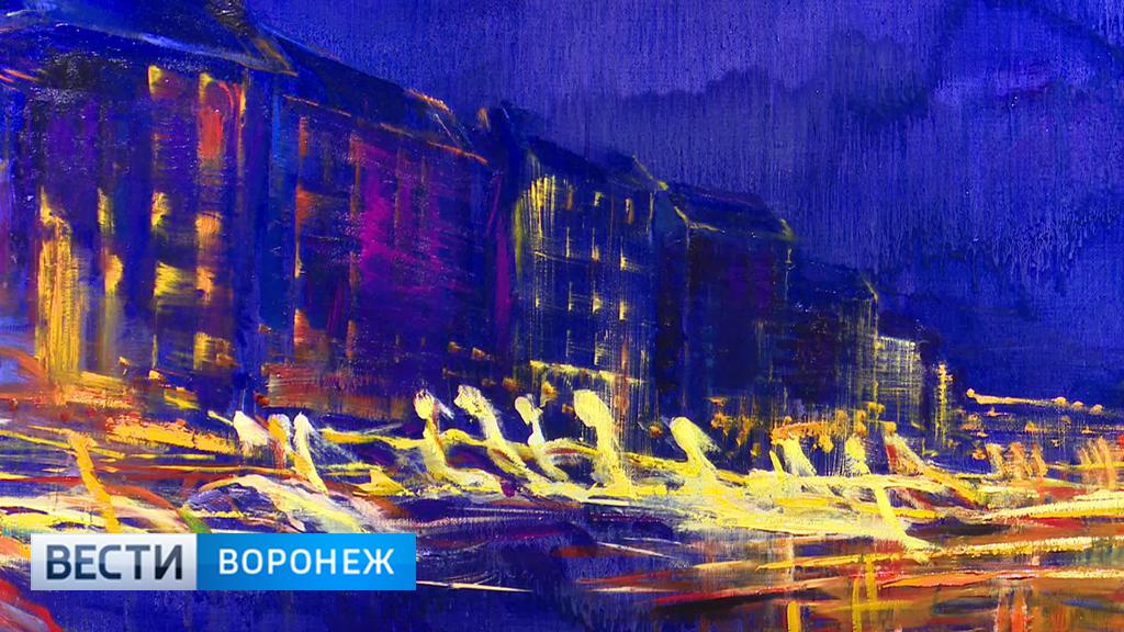 Воронежцам покажут «Грамматику абстракции» Аллы Решетниковой