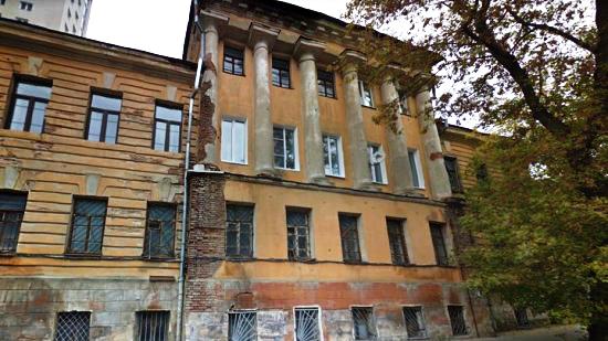 В Воронеже отреставрируют исторический памятник Дом кантонистов
