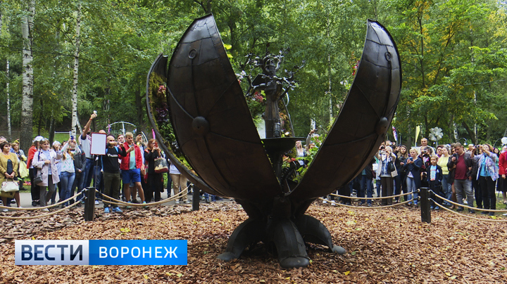 Фестиваль «Город-сад» в Воронеже в первый выходной день посетили 95 тыс. человек