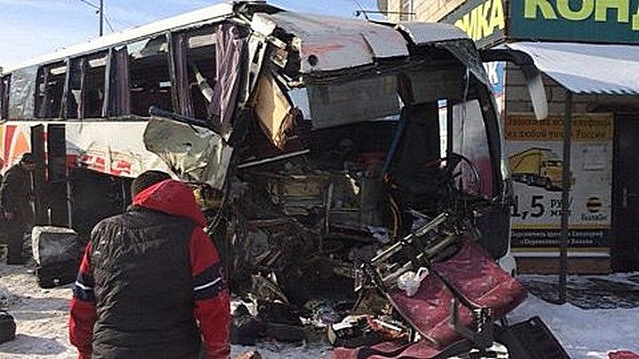 Силовики рассказали подробности смертельного ДТП с автобусом на воронежской трассе