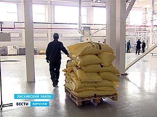 20% всех российских комбикормов теперь будет производиться в Воронежской области