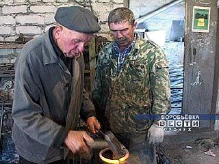 200 лет династия Стадниковых занимается ковкой