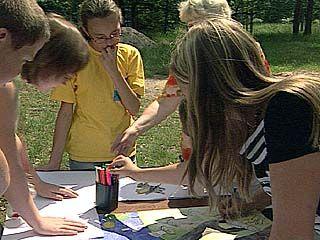 200 школьников отправятся на Черное море