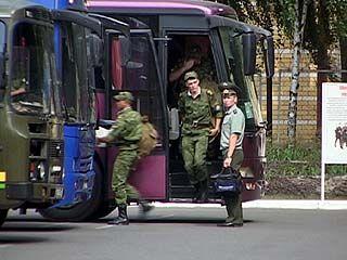 200 тамбовских курсантов перебросили на учебу в Воронеже