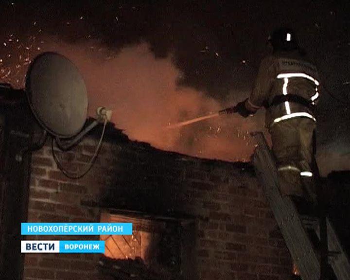 23 человека погибли в результате пожара в психоневрологическом интернате в Воронежской области
