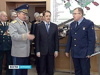 23 февраля губернатор побывал в Воронежском авиационно-инженерном университете
