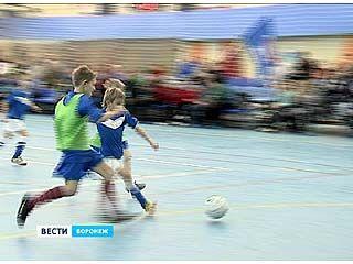 23 февраля в Воронеже состоялся турнир по мини-футболу среди детских команд